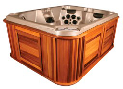 Arctic Spas - Hot Tubs Range by Chalet Craft